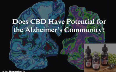 Does CBD Have Potential for the Alzheimer's Community?