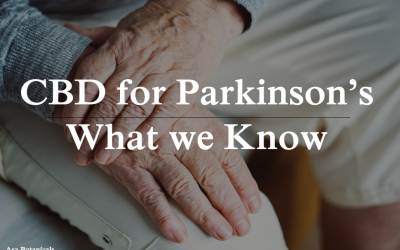 CBD and Parkinson's: What We Know